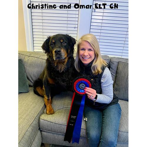 Christine and Omar - ELT-CH