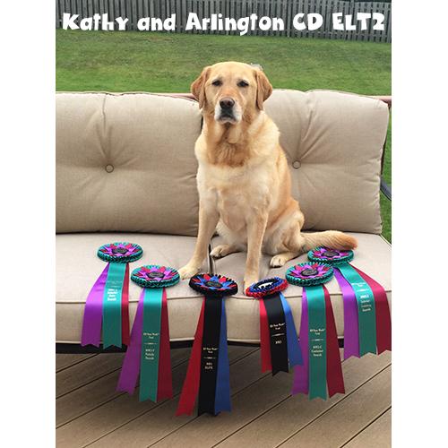 Kathy and Arlington CD ELT2