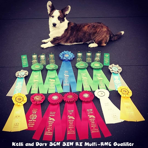 Kelli and Dory - Ri RNC Qualifier SCN SIN