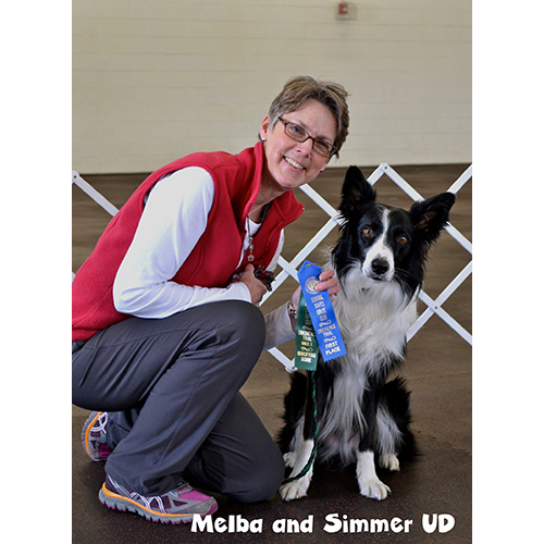 Melba and Simmer UD