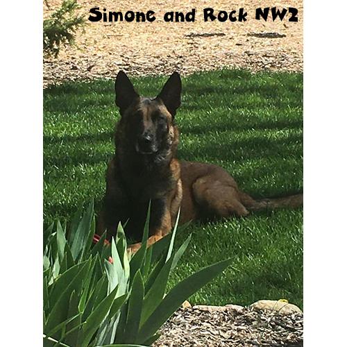 Simone and Rock NW2